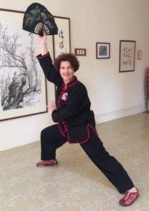 Alison Keye Tai Chi Instructor