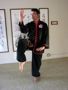 John Luna-Sparks Tai Chi Instructor