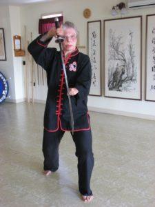 Miriam Marsolais Tai Chi Instructor