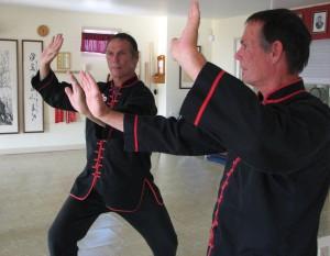 Peter Binkley Tai Chi Instructor