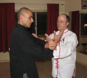 Yadollah Moghaddam Tai Chi Instructor