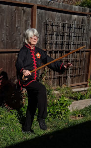 Margaret Moreland Tai Chi Instructor